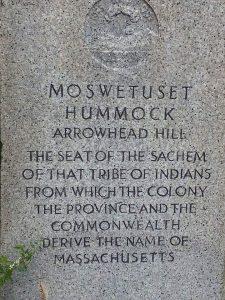 Moswetuset Hummock